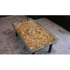 Il tavolo prato d'oro