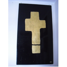 "The picture ""the exclamatory cross"""