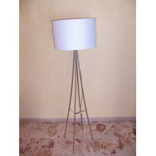 The modern stylized floor lamp